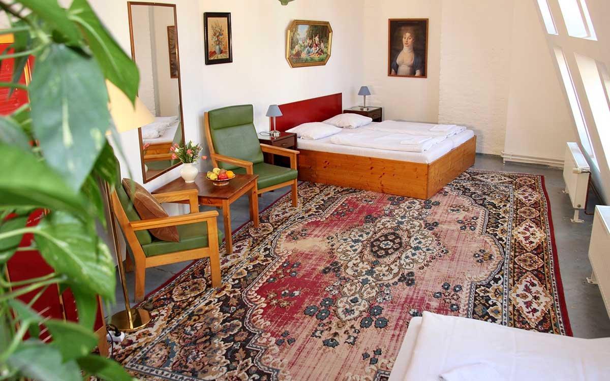 Baxpax Kreuzberg Doppelzimmer comfort
