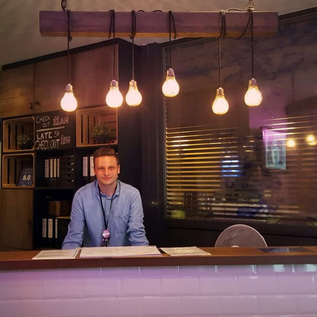 Mybaxpax phillip baxpax hotels hostels berlin - Baxpax downtown hostel berlin ...
